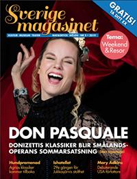 Sverigemagasinet nummer 2